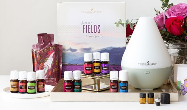 Young Living Essential Oils - Wholesale