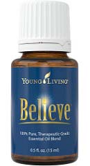 Young Living Believe Essential Oil Blend