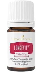 Young Living Longevity Vitality Blend