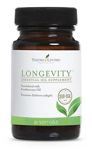 Longevity Soft Gels